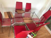 Dinning table in 100 pounds