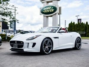 2016 Jaguar F-Type LOADED F-TYPE S CONVERTIBLE SUMMER TOY