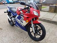 honda nsr 125 2 stroke not rs125 r125 cbr