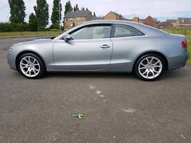 Audi a5 coupe 2.0tdi 177bhp