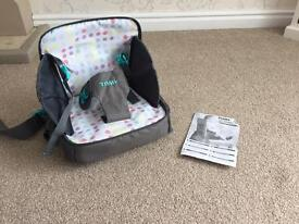 Tomy 3 in 1 booster seat / travel seat