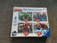Avengers puzzle new
