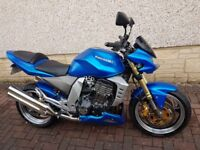 2007 Kawasaki Z1000 only 7599miles great condition with bellypan