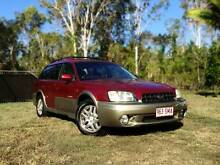 Subaru Outback '00 (4 Cyl, Auto, AWD) Capalaba Brisbane South East Preview