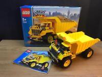 Lego Dumper trucks