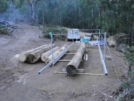 BGC - Portable Saw Mill
