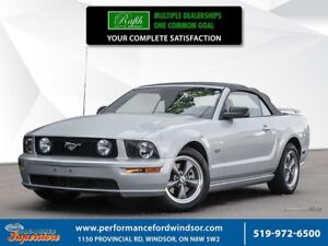 2006 Ford Mustang GT ***Mint condition, manual, red leather***