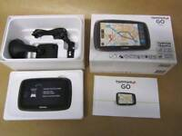 Tomtom GO 5100 + case