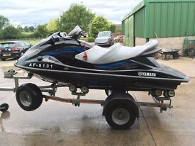 Yamaha Vx Cruiser 2014 - 3 Seater Jetski - Pristine Condition