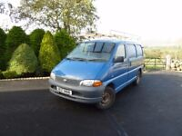For sale - Toyota Hiace 280 S. Best van ever made by Toyota. Easy on fuel