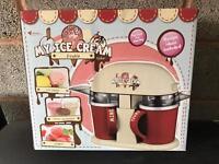 Double Ice Cream Maker