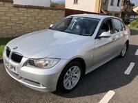 BMW 318I SE 6 Speed 4 Door 07plate new model long mot 119k FSH