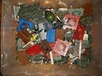 Mega Blocks - like lego, pirates, castles and knights - huge collection