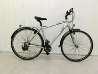 Apollo Hybrid FULLY SERVICED Lightweight Medium Frame 21 Speed Ideal for City