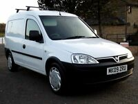 "2009 Vauxhall Combo 2000 1.3 cdti ""LOW MILEAGE"""