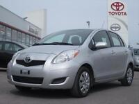 2010 Toyota Yaris HB LE