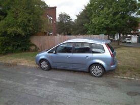 Focus c-max 1.6 petrol £650