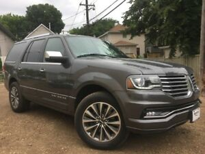 2017 Lincoln Navigator 4WD 4dr Select