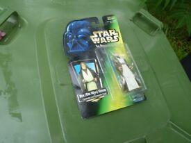 star wars figurine in package
