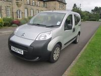2012 Citroen Nemo Multispace - 1 Years MOT - Free Warranty - ***FINANCE AVAILABLE*** - £30 Roadtax