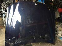 02 MERCEDES S320 S CLASS BONNET