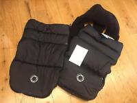 Bugaboo High Performance Foot muff - Black – BRAND NEW NEVER BEEN USED - RRP £154.95, selling £80