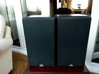 Pair of CELESTION 5 Hi Fi speakers (made in UK). Top Quality 10-90 watts