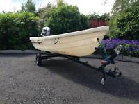 Pioner 12ft Boat/Rib