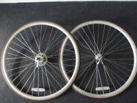 Beautiful Vintage Road/Race Bike Wheels
