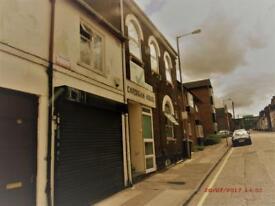 Studio flat in Cardigan Street, Town Centre
