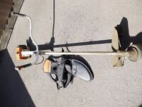 Stihl FS350 Strimmer Brushcutter, able to fit Cord or Blade. Used.