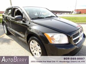 2010 Dodge Caliber SXT ***CERTIFIED ** ACCIDENT FREE*** $4,999