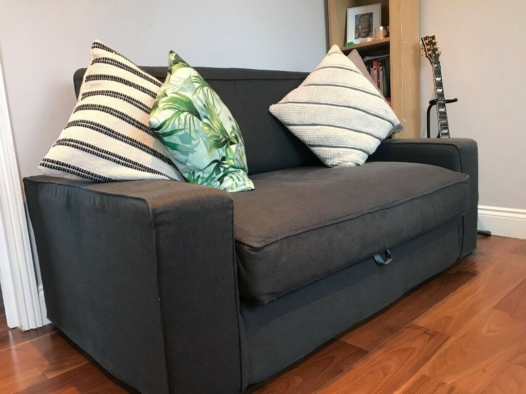 Must Go Open To Offers Ikea Vilasund Double Sofa Bed
