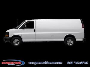 2016 GMC Savana 135 Wheelbase  - $201.45 B/W