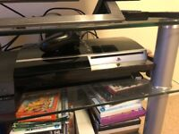 Sony PlayStation 3 with Games and 2x Controllers
