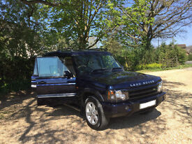 Land Rover Discovery TD5 ES Auto 2002