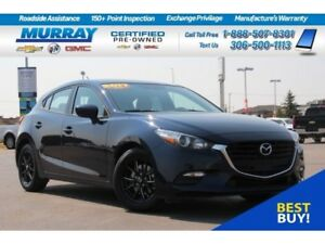 2017 Mazda 3 Sport FWD *KEYLESS REMOTE,REAR CAMERA,AIR CONDITION