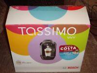 Bosch Tassimo Vivy Coffee Machine, TAS1252GB