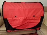 Collapsible dog crate/Kennel