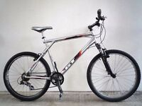"(2221) 26"" 20"" LIGHTWEIGHT 6061 Aluminium GT ADULT MOUNTAIN BIKE BICYCLE Height:175-195cm(5'9""-6'5"")"