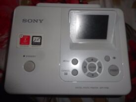 SONY PHOTO Printer for sale