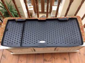 Genuine MINI Cooper rubber boot liner/mat/tray