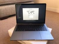 """Apple MacBook Pro 13"""" Laptop with Touchbar and Touch ID, 512GB"""