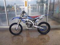 Yamaha yzf 250 2014 yz250f not 85 125 450 kxf crf ktm rmz tm sx sxf yz rm kx cr motocross mx bike