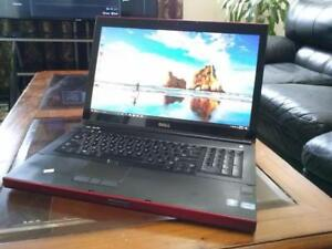 "4 gig Nvidia Graphics 32 gig Ram 512 gb SSD With 1000gb Dell Precision M6800 intel Quad Core i7 HDMi 17.3"" Gaming Laptop"