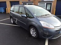 2008 Citroen c4 Picasso 1.6 hdi 7 seater 12 months mot and 3 months part and labour warranty