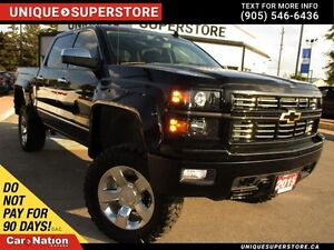 2015 Chevrolet Silverado 1500 LT | 4x4 | LIFT KIT | UPGRADED WHE