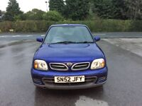 NISSAN MICRA FOR SALE £395