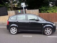 AUDI A2 BLACK 2004, Petrol, Low Mileage, great condition, SW20