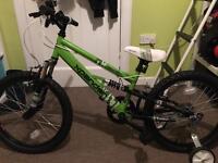 """20"""" Apollo Xpander bike"""